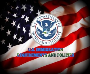 U.S. Immigration Requirements
