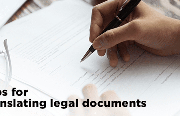 9 Tips for Translating Legal Documents