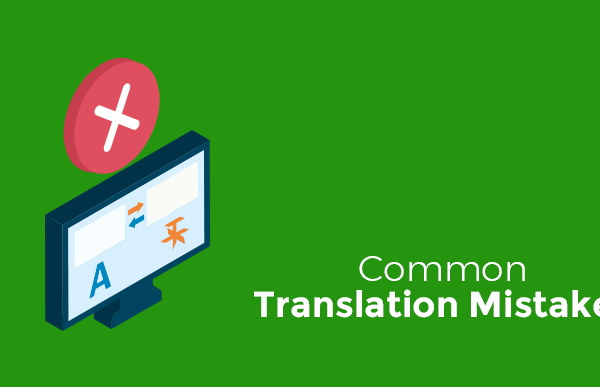 Common Translation Mistakes