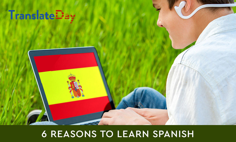 6 reasons to learn Spanish