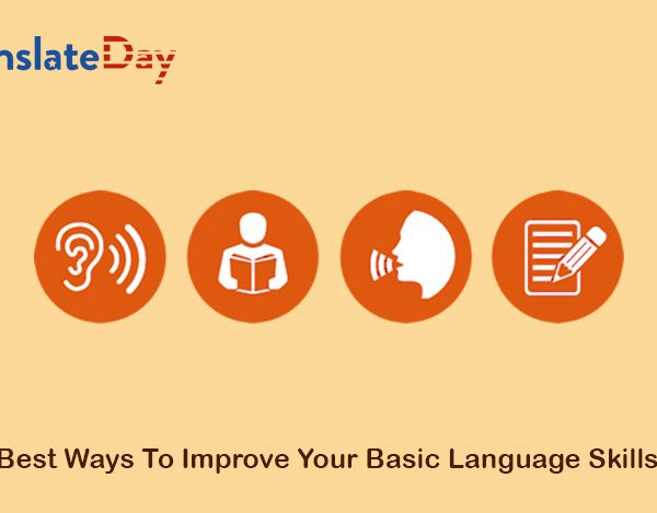 Best Ways To Improve Your Basic Language Skills