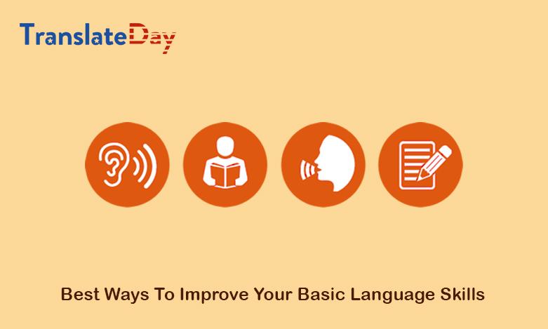 Basic Language Skills