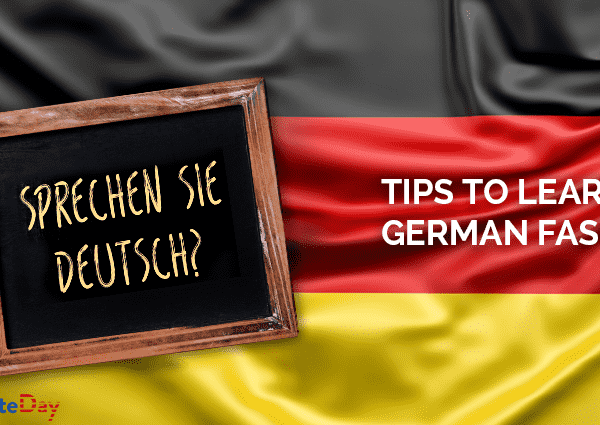 Tips to learn German Fast