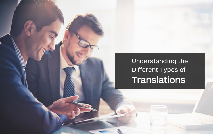 Different Types of Translation