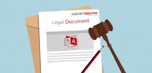Legal document Translation