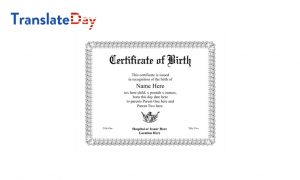 When Do I Need a Birth Certificate Translation Notarized