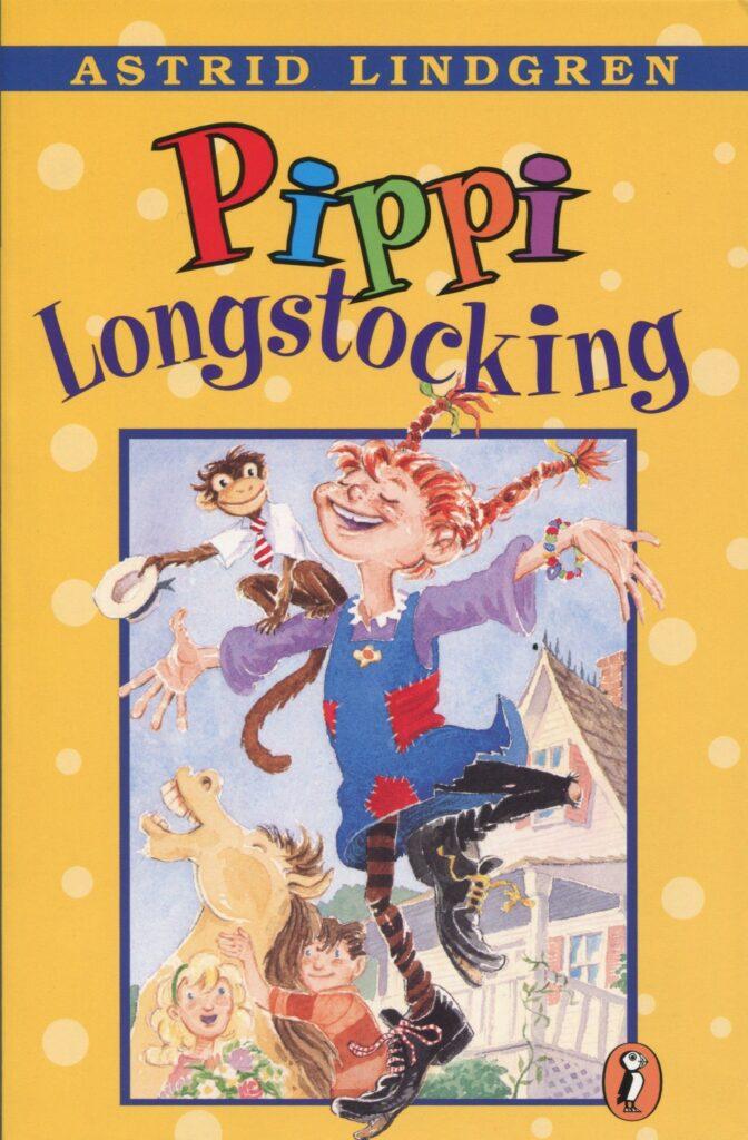 Pippi Longstockings book